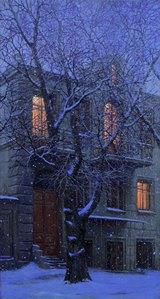 snowy-eveningt