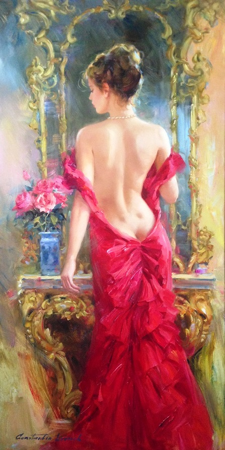 lady-in-red-unframed